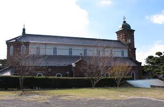 Tabira Church Hirado Kyushu