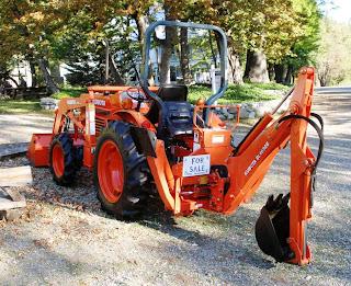 For Sale Kubota Tractor Kubota L Dt Tractor