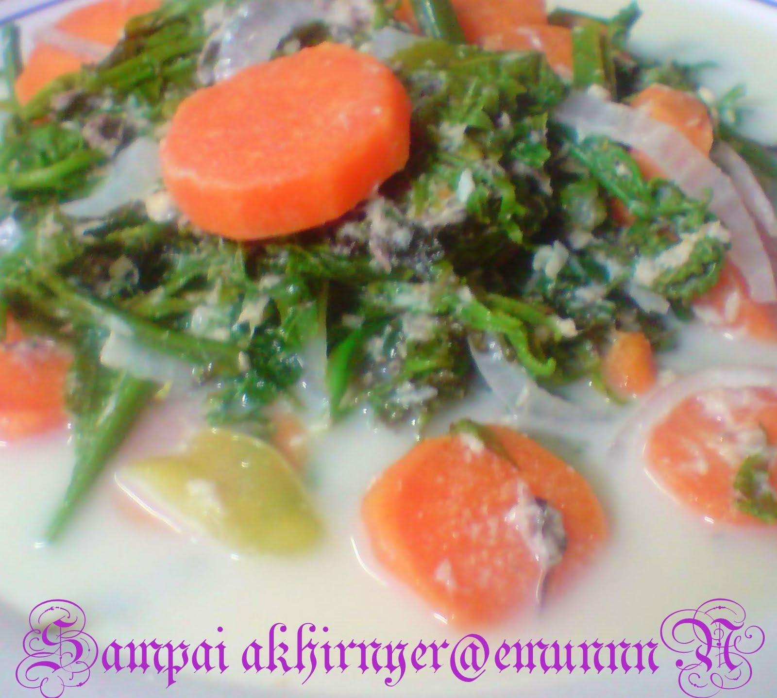 resepi mee kari  sedap  mudah resepi cc Resepi Mee Kari Terengganu Enak dan Mudah