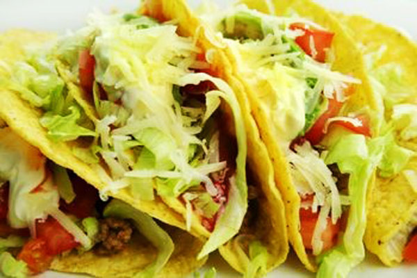 Mexican Food In America