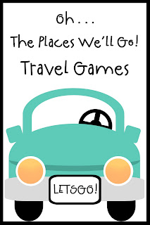 Oh The Places You Ll Go Travel Bag