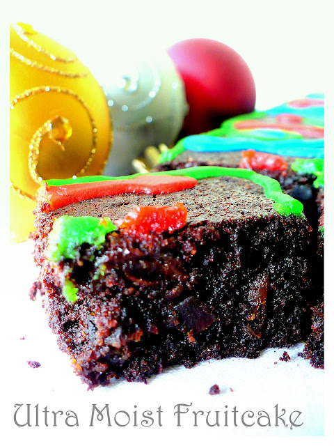 Ultra Moist Cake Mix