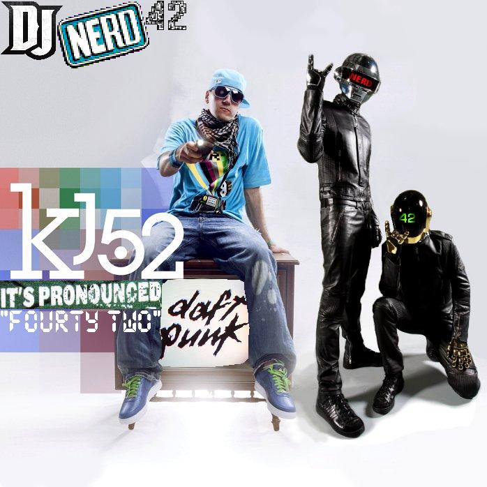 It's Pronounced Forty-Two!   DJ Nerd42