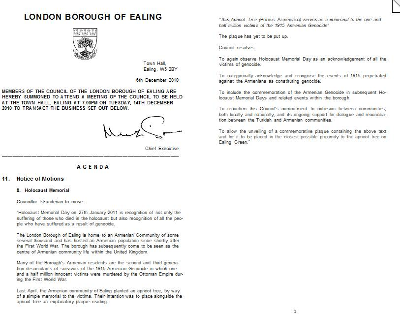 Babies R Us Irvine 3198 Letters To The Ealing Council Ref Allegation Of