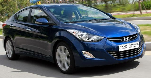 Fotos Do Novo Hyundai Elantra 2011 Que Chega Ao Brasil Em