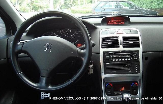 Peugeot 307 Sw Feline 2 0 Tem Design Inovador Luxo E
