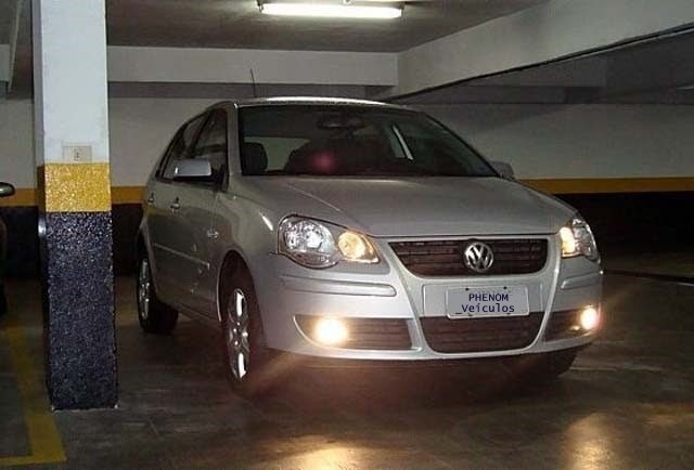 review do vw polo sportline hatch 2007 1 6 flex com fotos consumo desempenho pre o e ficha. Black Bedroom Furniture Sets. Home Design Ideas
