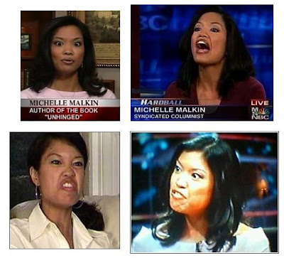 Michelle Malkin smiles for the camera