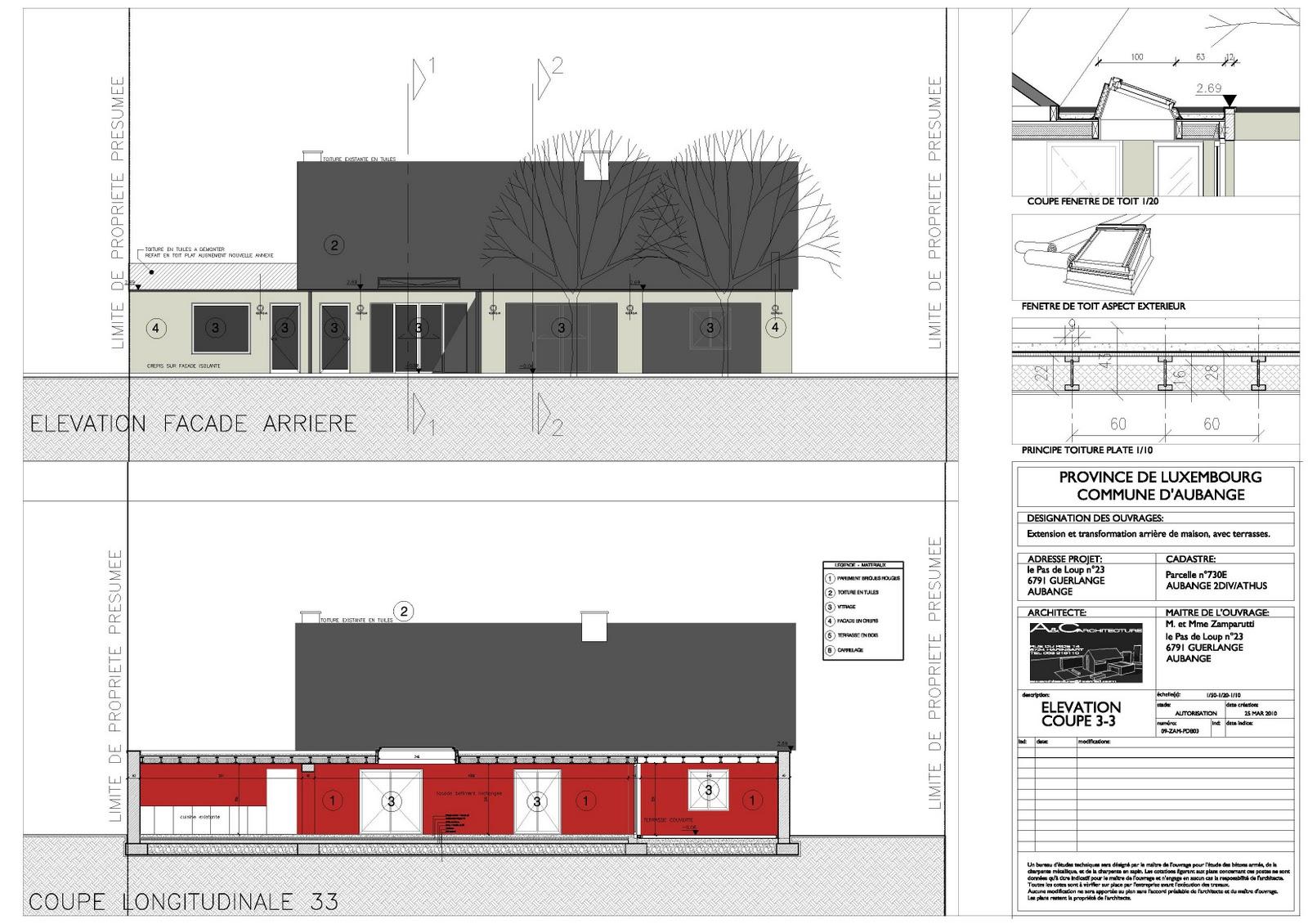 Extension Maison Terrasse Couverte ac-architecture: extension guerlange