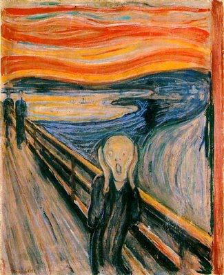 A hist ria da arte expressionismo - Pintura instinto ...