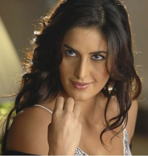 Bollywood Katrina Kaif Blue Film-5860