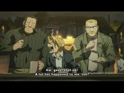 SoupGoblin's Stash: Fullmetal Alchemist: Darius (1 of 2)