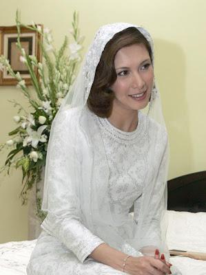 Nasha Aziz Ketika Majlis Bertunang Pelakon Dan Model Jelita Nasha Aziz