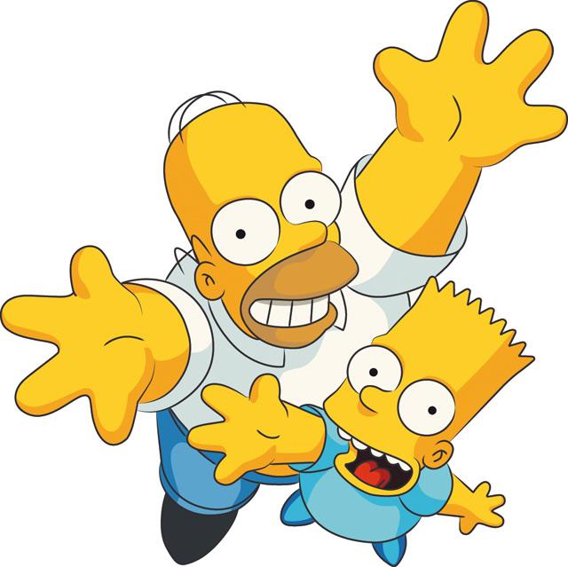Simpsons Charakter