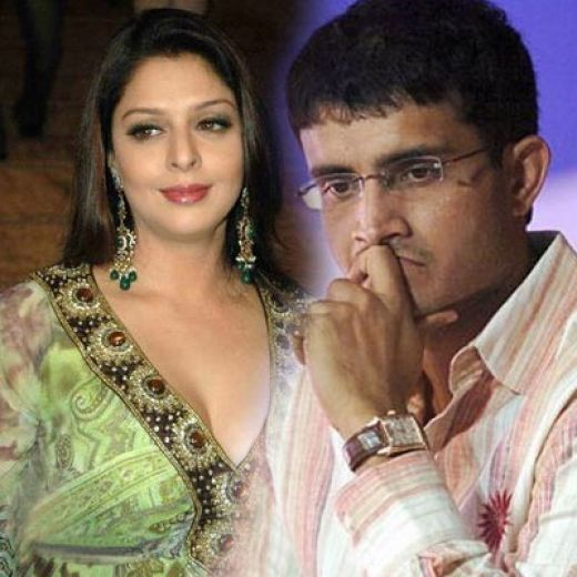 Ganguly and Nagma
