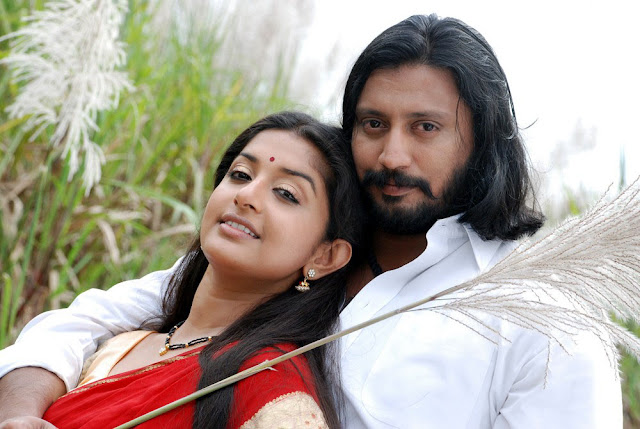 Mambattiyan Movie Prasanth and Meera Jasmine Still 7