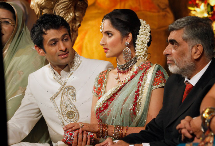 Sania Mirza - Shoaib Malik Reception in Pakistan still 8