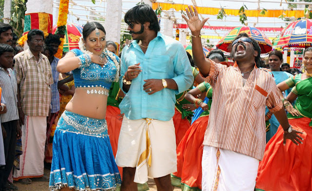 Virunthali movie stills 7