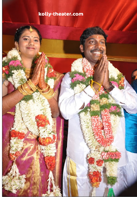 Vijay Vasanth - Nithya Marriage stills 3