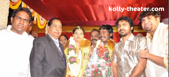 Vijay Vasanth - Nithya Marriage stills 6