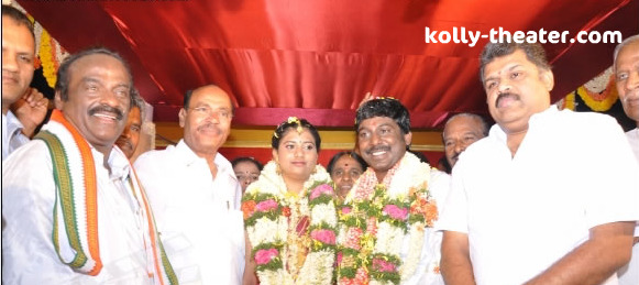 Vijay Vasanth - Nithya Marriage stills 5