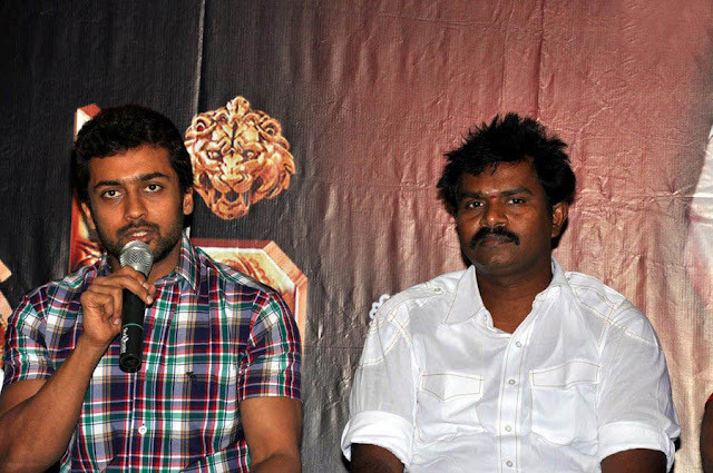 Singam Movie Press meet Stills 2