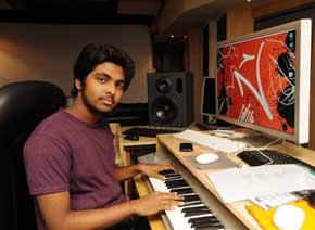 GV Prakash wants to break boundaries
