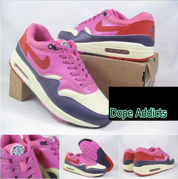 super popular 1490c 914f0 NIKE Air Max 1 Alabaster Dragon Red Abyss (Pre-Order)