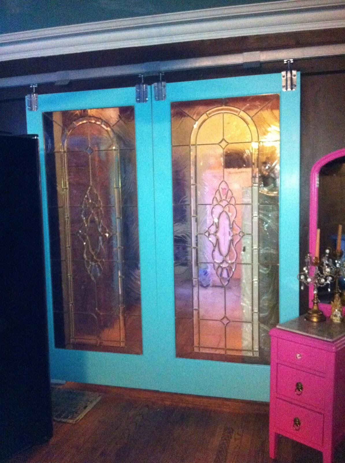 Goddessof4 Victorian French Doors