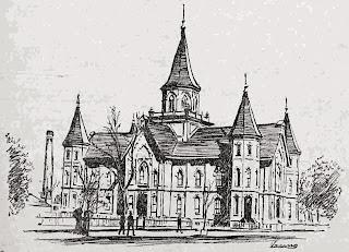 salt lake architecture: provo tabernacle