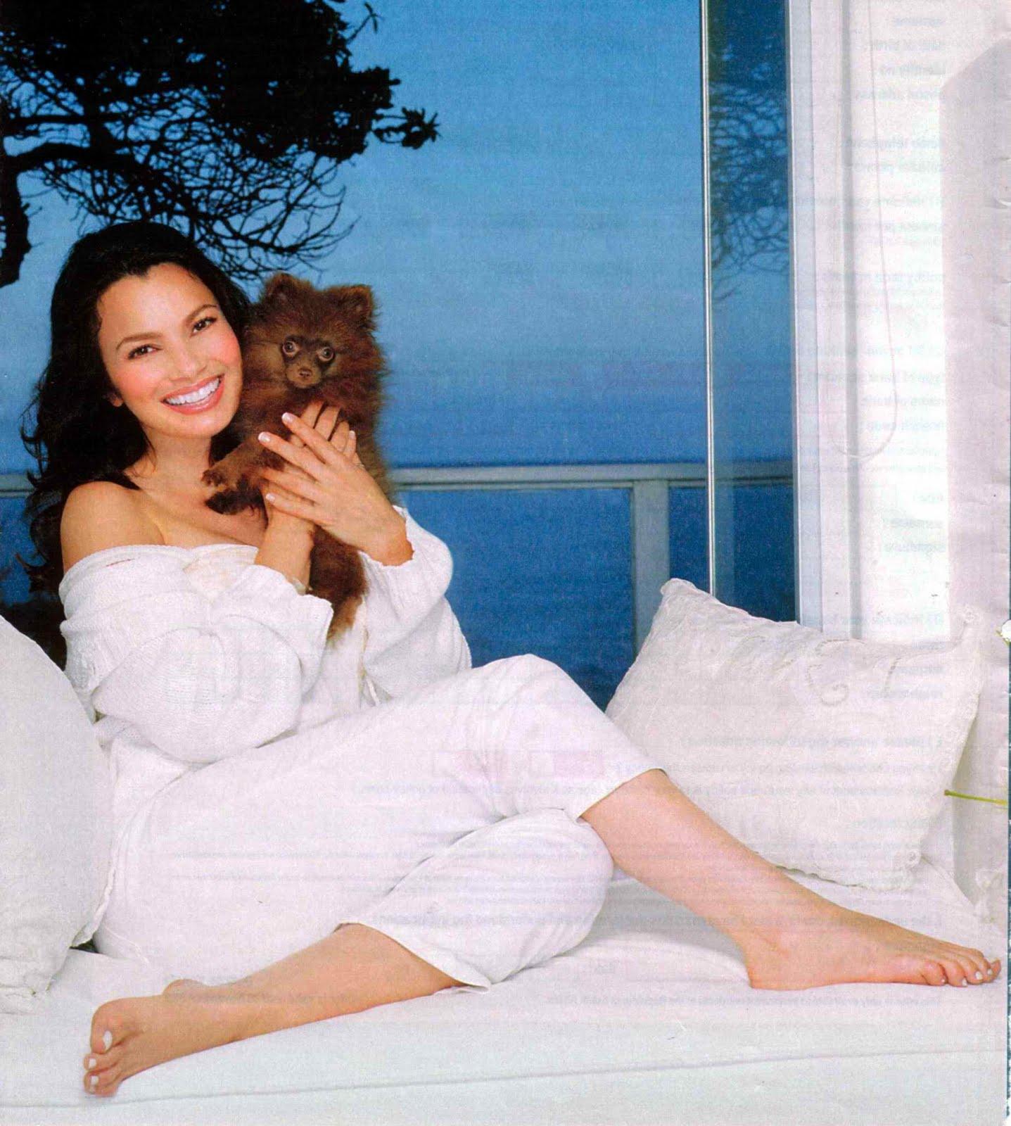 Celebrity Feet Magazine: Fran Drescher Feet