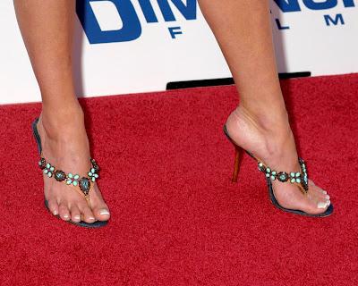 Lena gercke füße