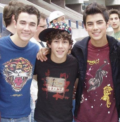 Early young jonas brothers photos jonas brothers pictures - Jonas brothers blogspot ...