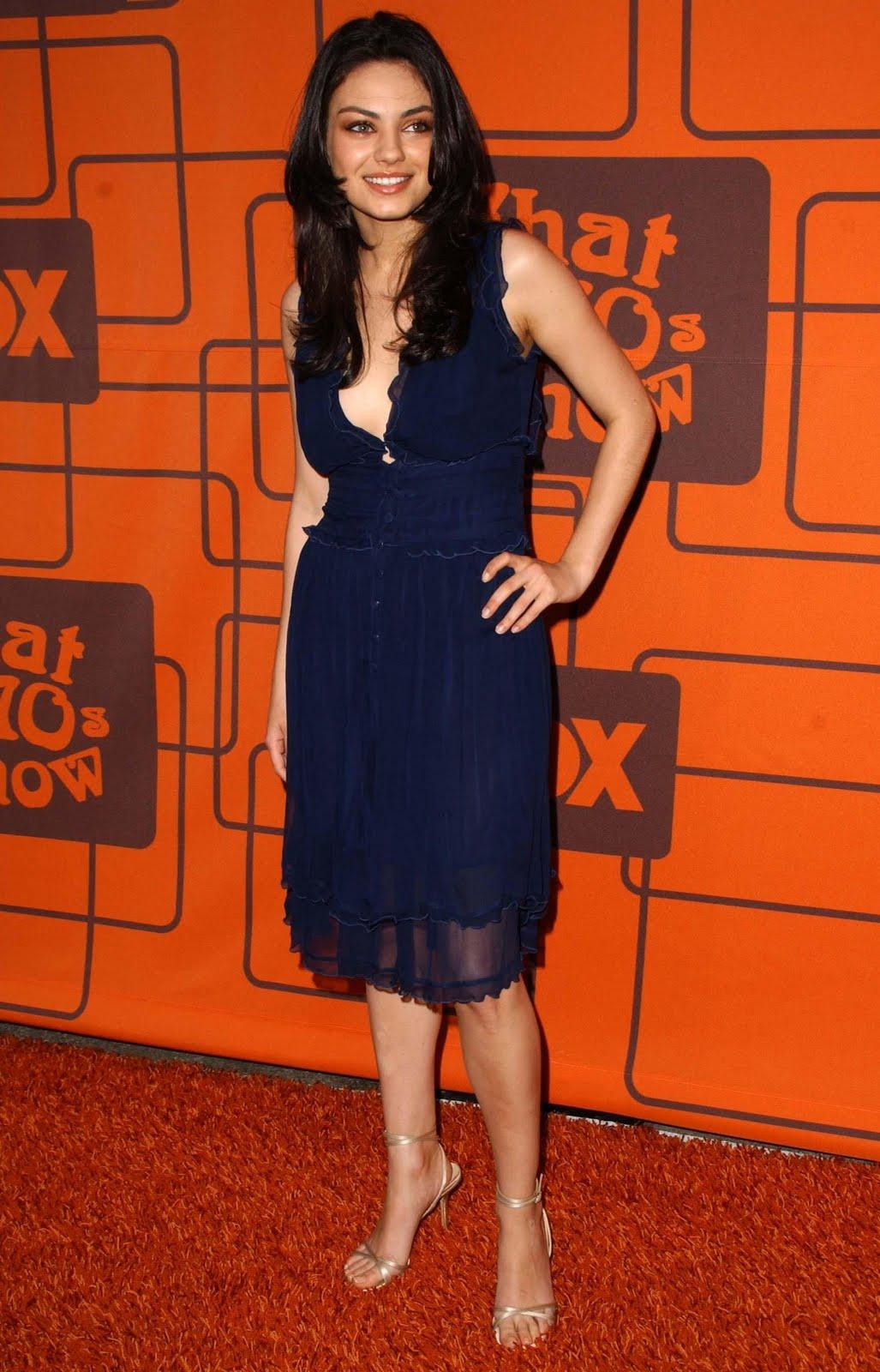 My Celebrity Mila Kunis Feet-8370