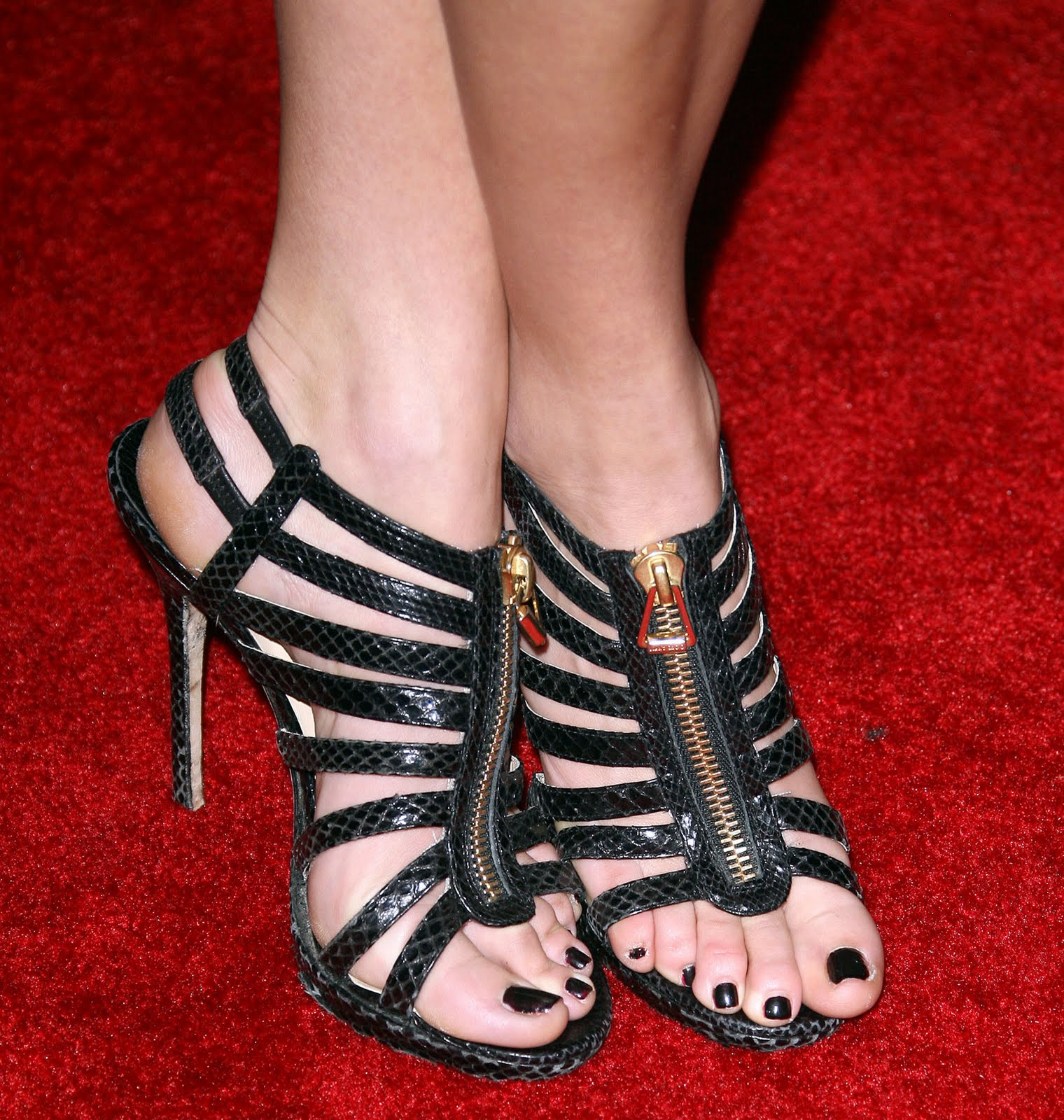 In One In Nikki Reed Feet