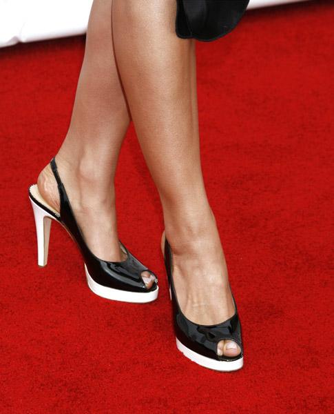 nadine velazquez feet