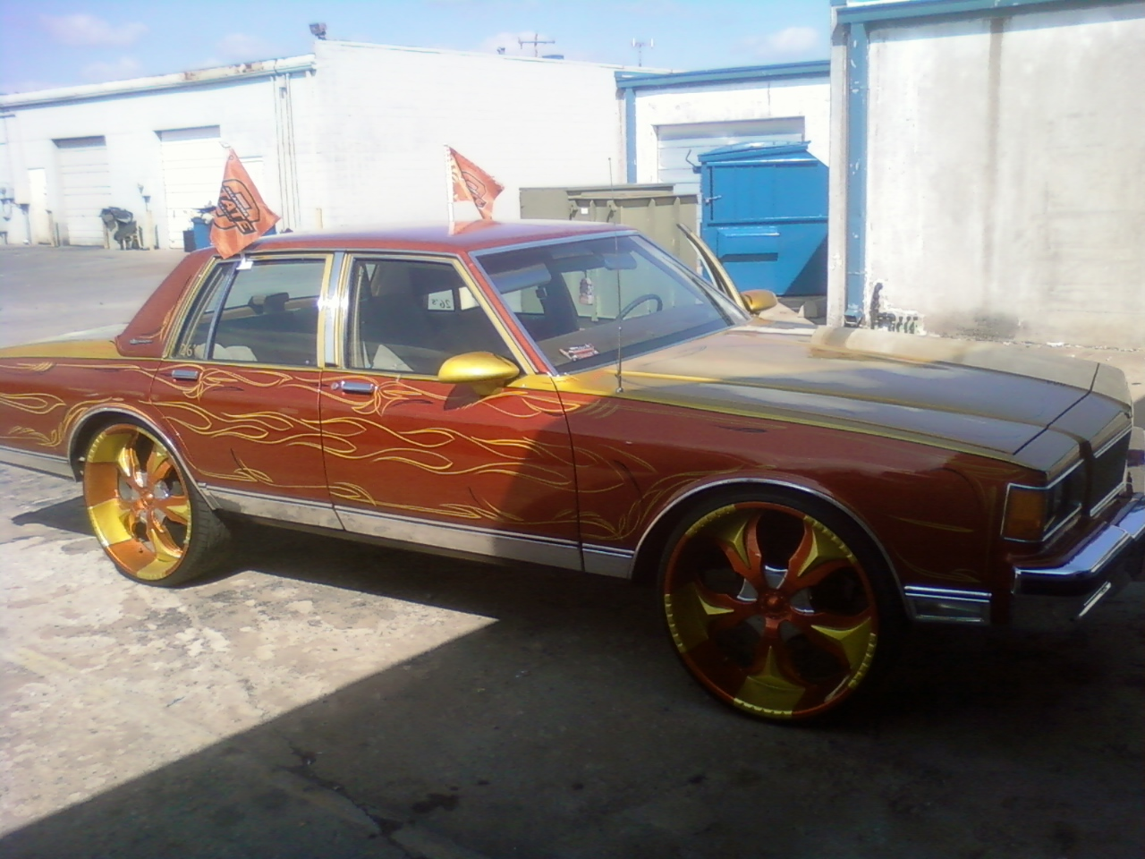 All Chevy chevy caprice 1985 : FRESH 405: