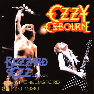 Blizzard of Ozz - First Uk Tour Live in Chelmsford ...
