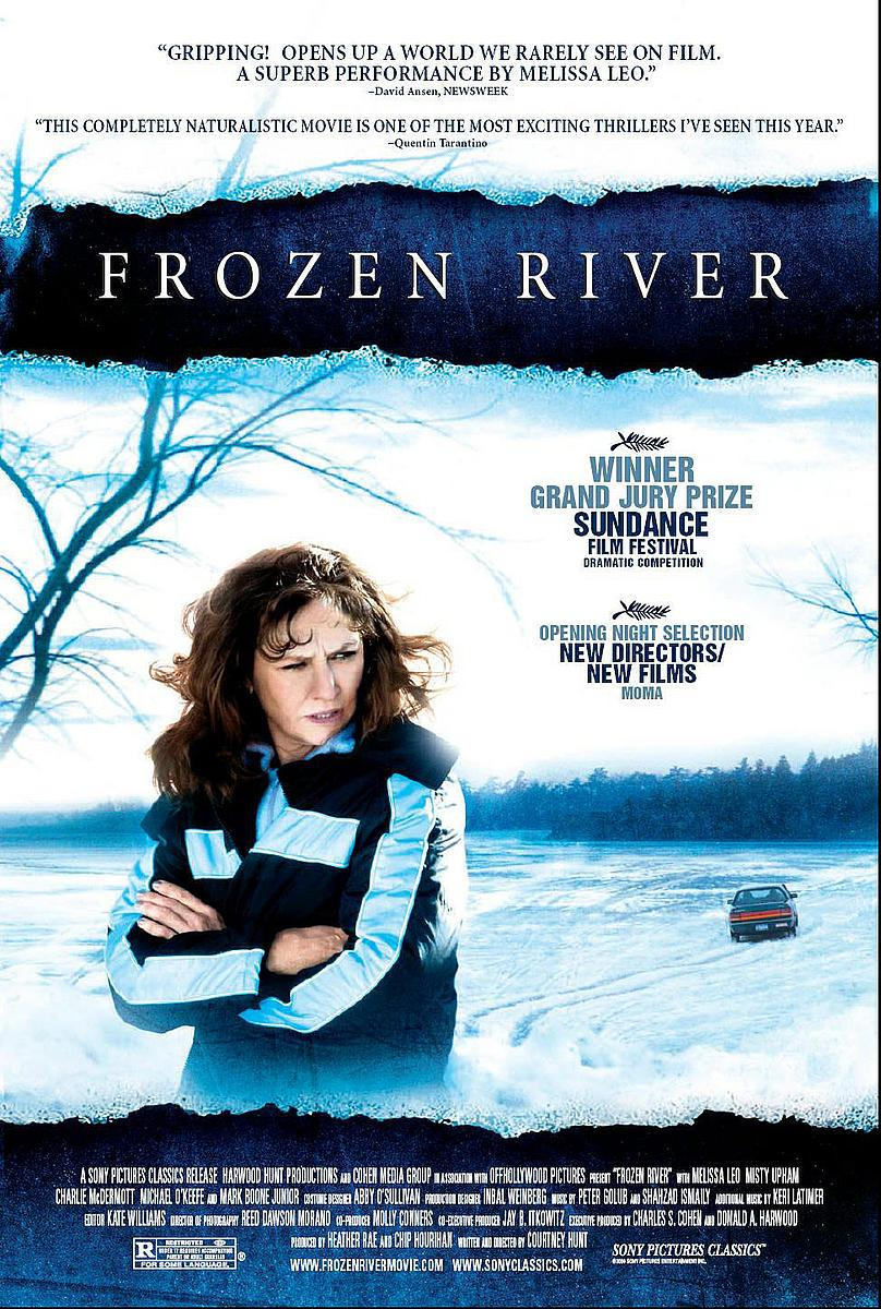 Frozen River [ guión y dirección de Courtney Hunt ]