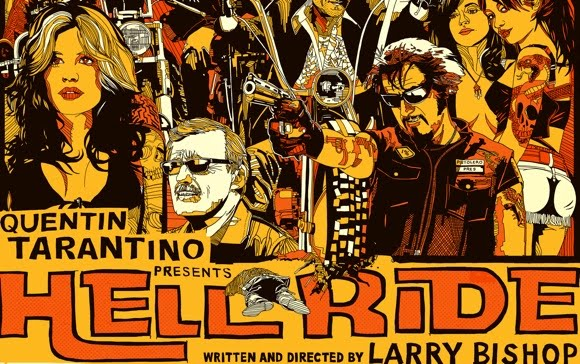 Hell Ride [Dirección y guión Larry Bishop, Productor Quenten Tarantino]