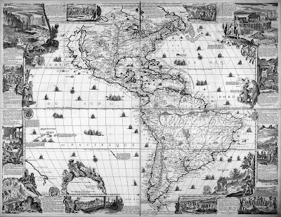 map united states south america