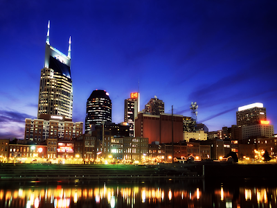 Nashville Skyline Tennessee