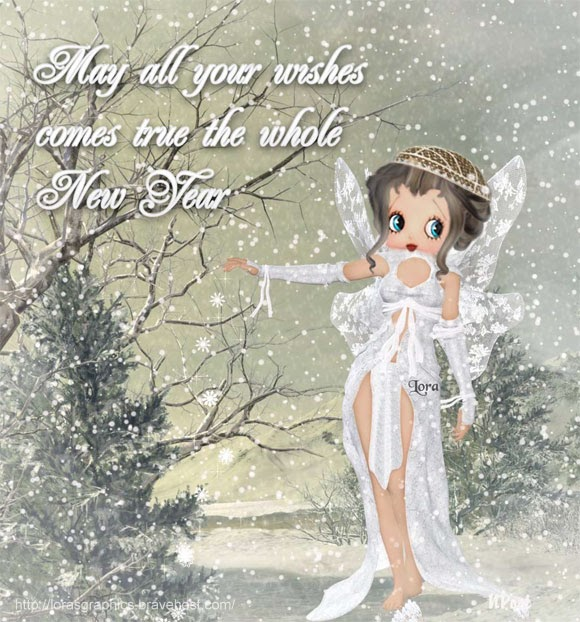Betty Boop Pictures Archive - BBPA: Happy New Year pics ...