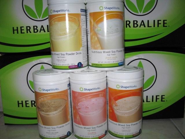 come funziona il processo di perdita di peso con herbalife
