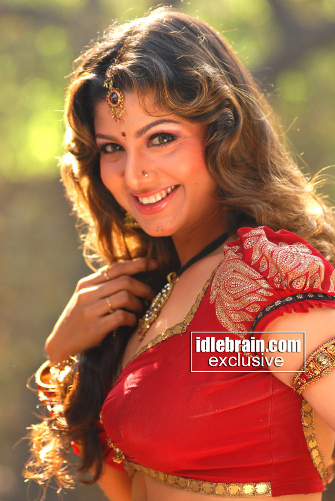 Hot Actress Spicy Rambha