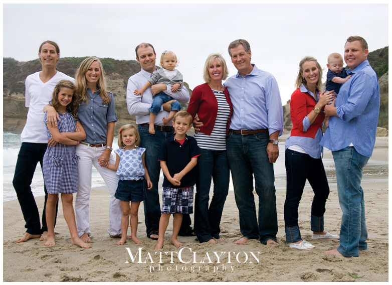 Matt Clayton Photography: The Olsen Family