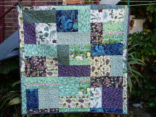 My Quilt History- Part 2, A Pair of Lappys