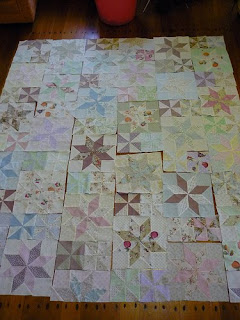 My quilt History- Part 10- Super 70s