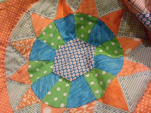 My Quilt History- Part 12- Very Very Merry Merry Go Round