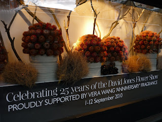 The David Jones Flower Show